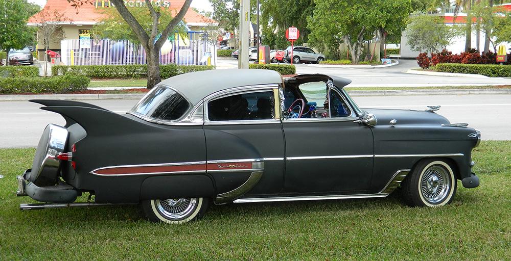 1953 Chevy Belair Custom