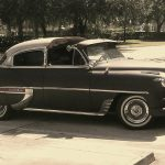 1953 Chevy Belair Custom old style photo