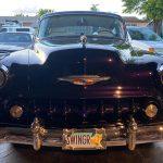 53-Chevy-bumper,-hood-ornament-on,-closeup-7-28-20