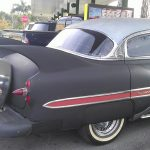 1953 Chevy Belair Custom out on the town Sonic Drive In