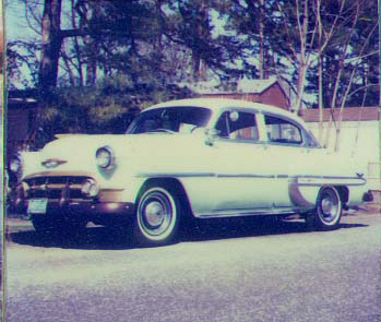 53 Chevy Stardust April, 1992
