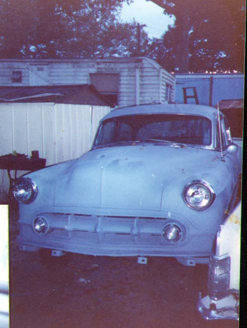 53 Chevy, October 1990