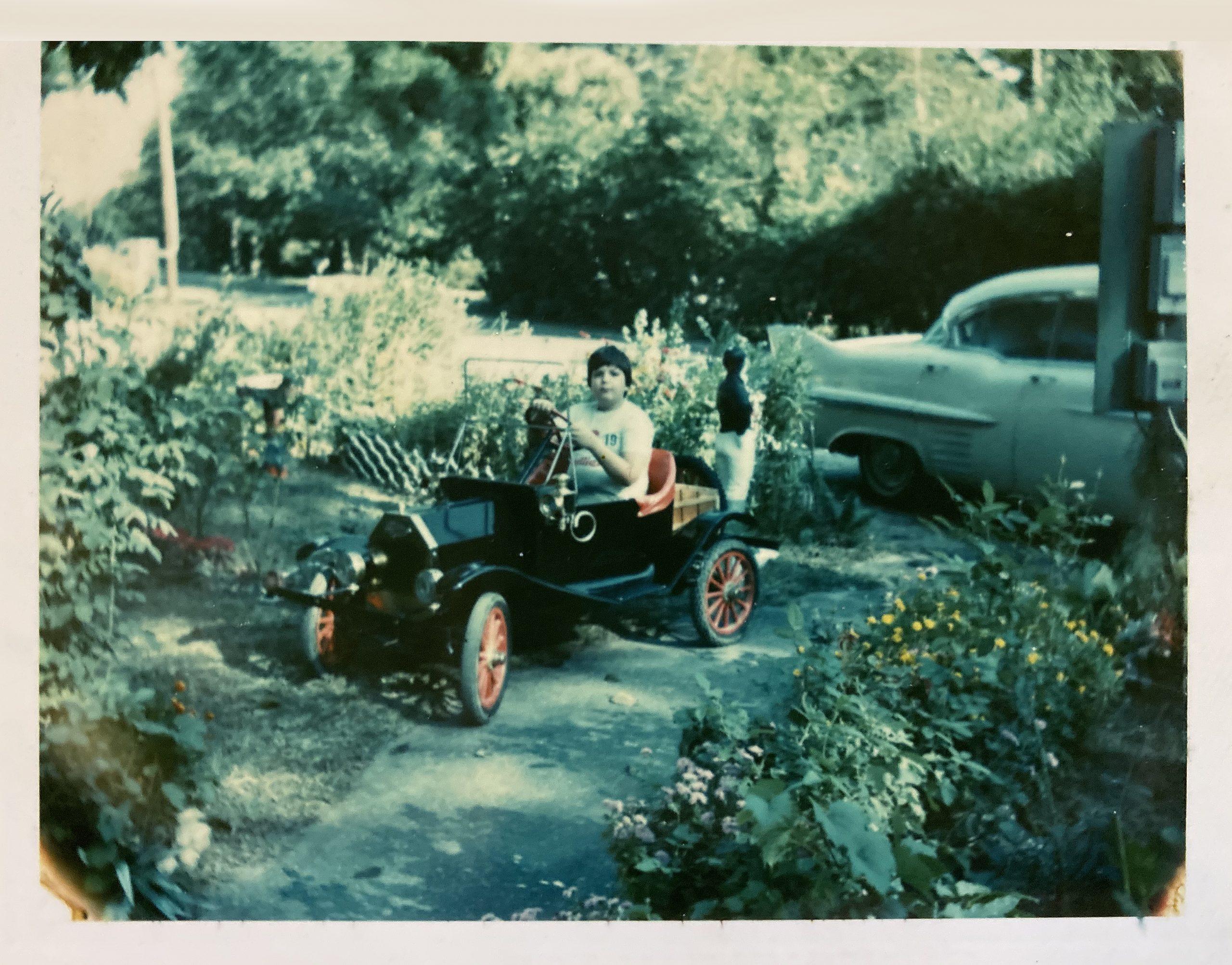 Model T Ford Midget Car