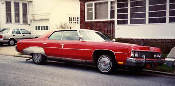 73 Caprice custom