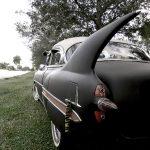 1953 Chevy Belair Custom fins