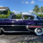 1953 Chevy Belair Purple Custom Sedan