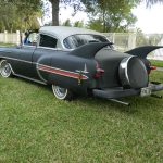 "sunrise florida 2017 Florida 53 Chevy Custom Belair Hotrod ""Stardust"" Fins before gloss paint job tr"