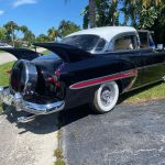 """find 1953 Chevy Hot Rod Custom Belair """"Stardust"""" in the sun"""
