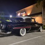 53 chevy belair custom at dairy queen