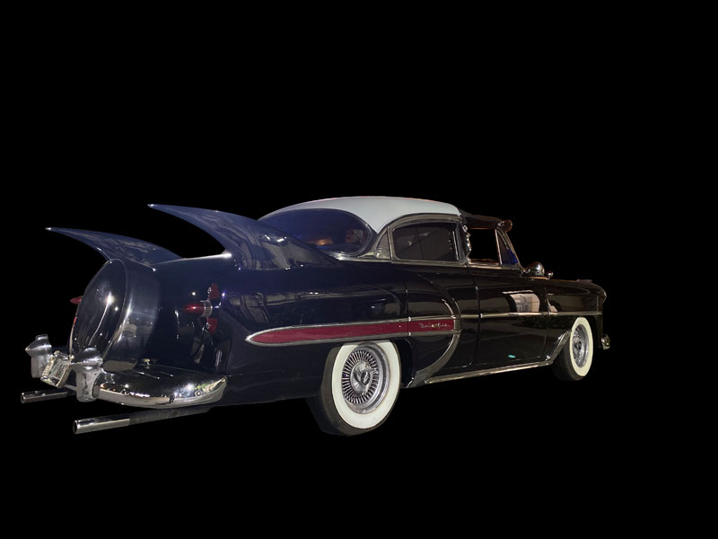 "1953 Chevy Hot Rod Custom Belair ""Stardust"""
