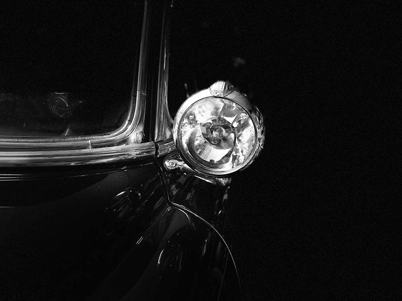 "1953 Chevy Hot Rod Custom Belair ""Stardust"" spotlight"