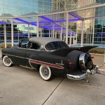 "hollywood florida 2019 Florida 53 Chevy Custom Belair Hotrod ""Stardust"" Fins before gloss paint job tr"
