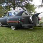 "sunrise florida 2017 Florida 53 Chevy Custom Belair Hotrod ""Stardust"" Fins before gloss paint job tr"