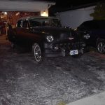 """sunrise florida 2020 Florida 53 Chevy Custom Belair Hotrod """"Stardust"""" Fins"""