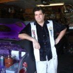 1953 Chevy Belair Custom Hot Rod trunk