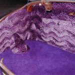 53 Chevy custom trunk purple