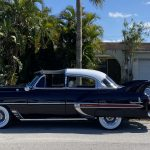 53 Chevy Custom Belair in the Sun, March 2021, front driver side Florida