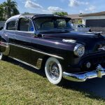 53 Chevy Custom Belair in the Sun, March 2021