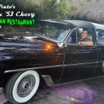 53 Chevy Belair Custom Christopher Pinto